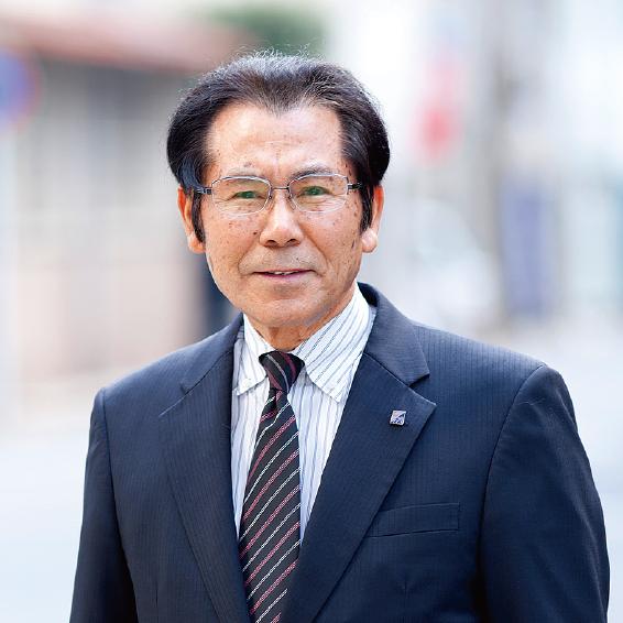 学校長熊本 順一 先生